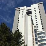 市ヶ谷校舎のボワソナードタワー